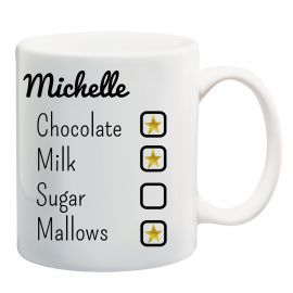 How You Like It Chocolate Mug