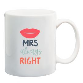Mrs Right Mug